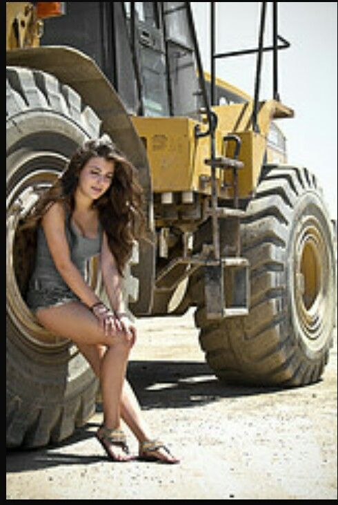 143 best images about girls and tractor on pinterest