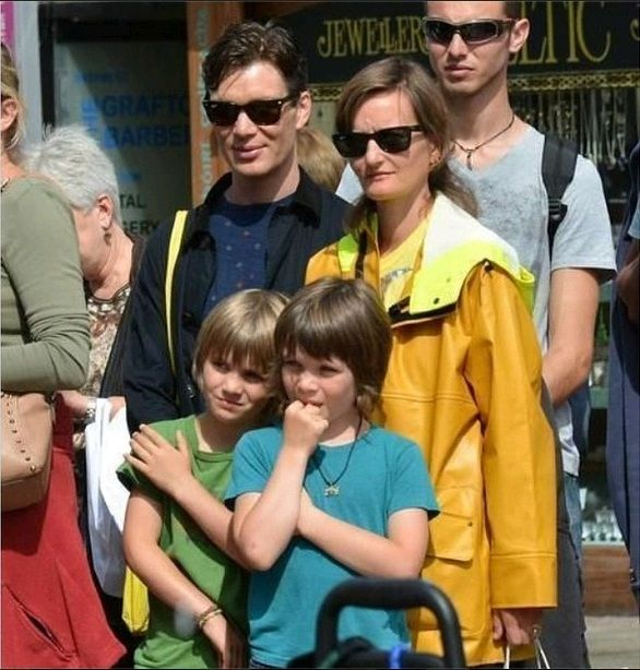 cillian murphy wife yvonne mcguinness - Google Search