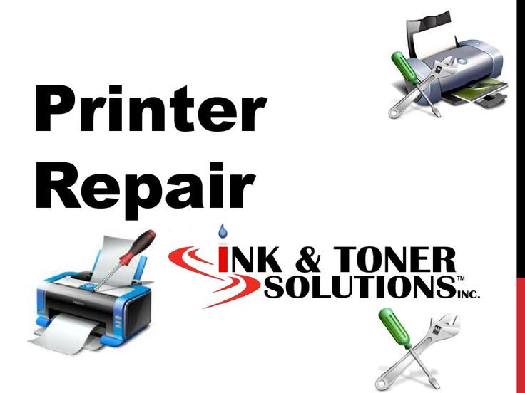 22 best printer service and repair images on Pinterest Printers - laser printer repair sample resume