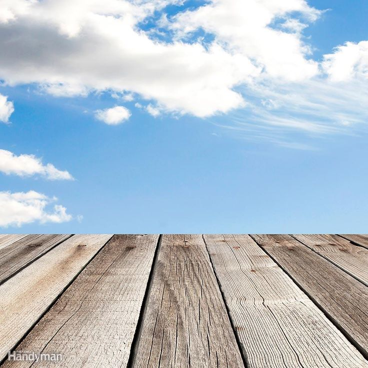 Five Solutions For A Shabby Deck