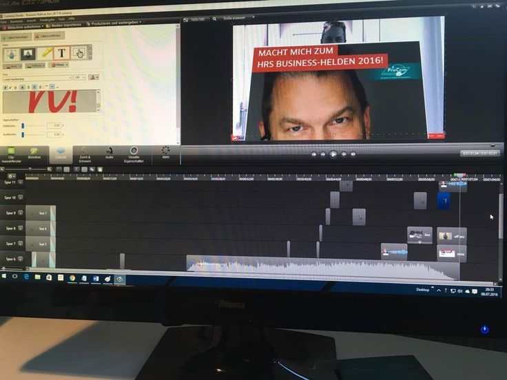 Video & Film drehen für #HRS #BusinessHelden Wahl 2016. Ulf Gimm