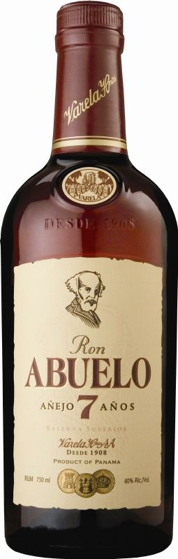 Ron Abuelo Rum Anejo 12 Anos  750ML