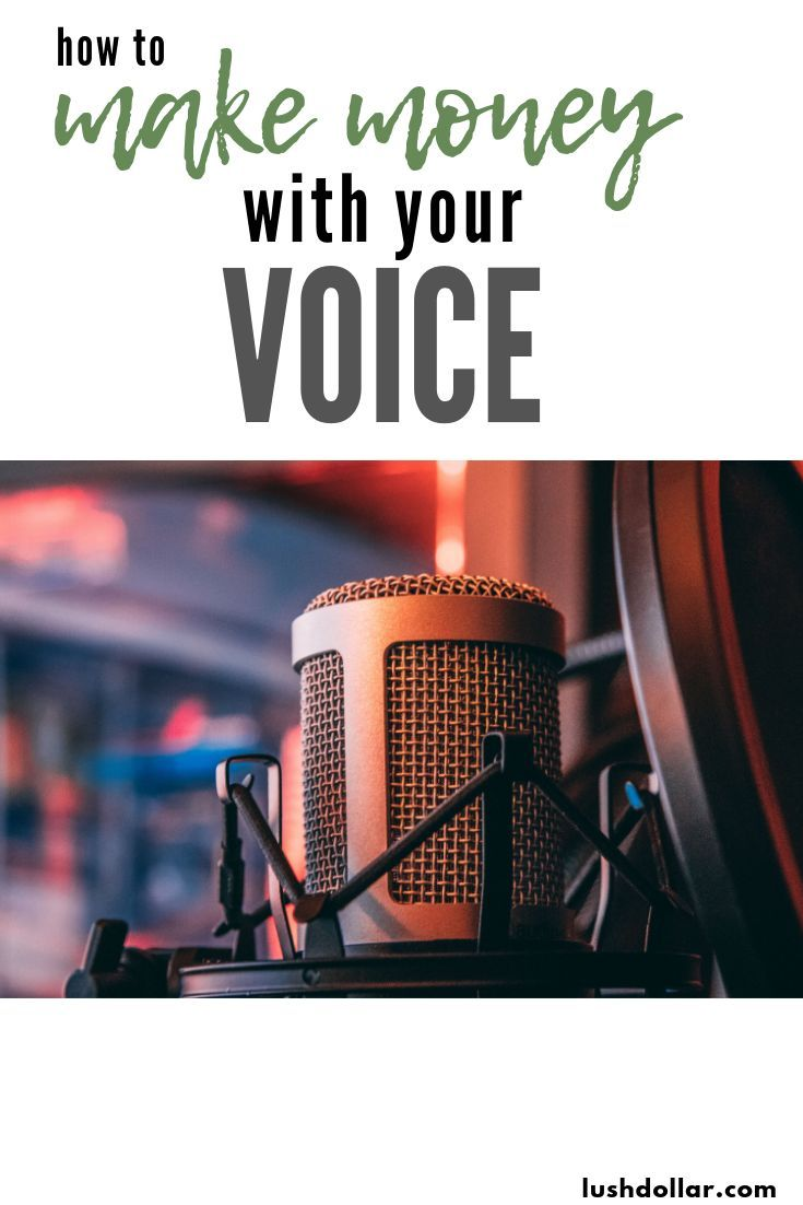 15 Voice Over Jobs For Beginners From Home Lushdollar Com In 2020 The Voice Voice Acting Career Job