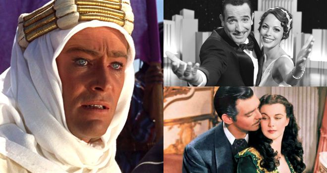 15 Oscar-Winning Movies You Say You'll Watch But Never Do...Don't feel bad - we haven't seen most of these either.