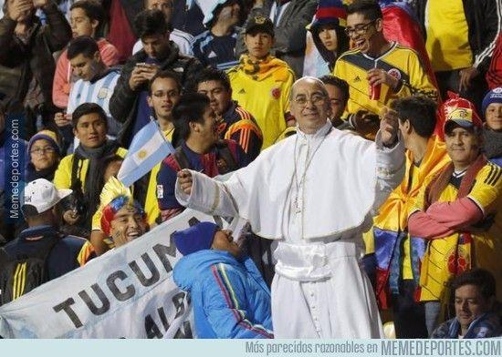 Memes del emocionante partido Argentina vs Colombia (Copa América 2015) - Oye Juanjo!