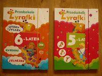"""Recenzje Emi...: """"Przedszkole Żyrafki. 5-latek"""" oraz """"Przedszkole Żyrafki. 6-latek"""" Elżbieta Lekan i Joanna Myjak"""