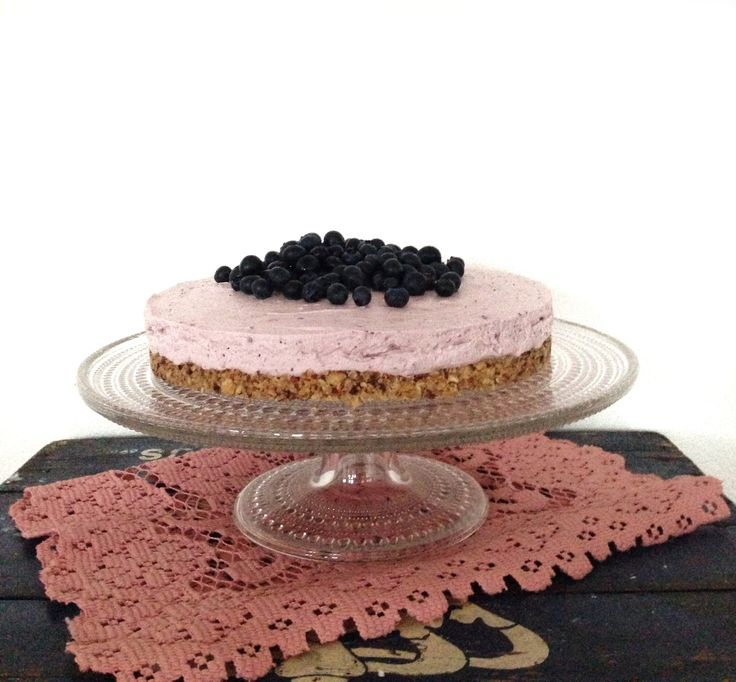 cheesecakemedblåbær