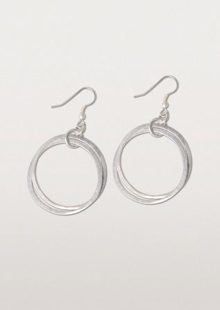 Ten Thousand Villages - Double Hooped Earrings - Made in Kenya