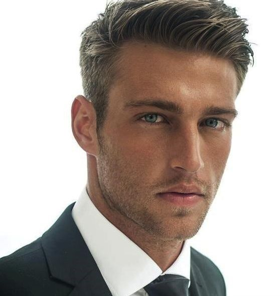 Heath Hutchins by Scott Teitler;  #Classic hairstyle, #haircut