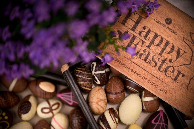 Easter Chocolate #wielkanocneczekoladki #chocolissimo #chocolate #giftsideas #Easter #eastergifts
