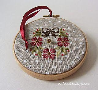 Nelli: Рождественский венок