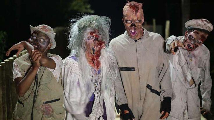 Noites do Terror no Parque Aquático Magic City