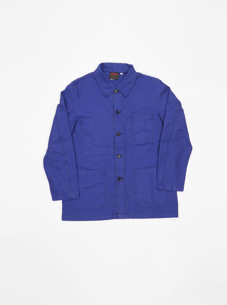 Vetra Workwear Jacket Hydrone Blue