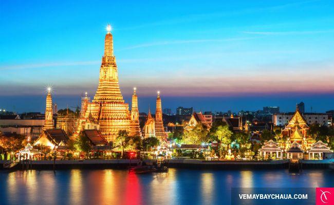 Vẻ đẹp ấn tượng của Thái Lan
