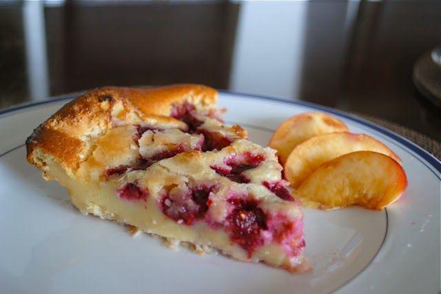 """Клафути - очаровательный французский """"деревенский"""" десерт, очень простой и непритязательный. Мой муж очень любит эту """"блинную запеканку"""" с ф..."""