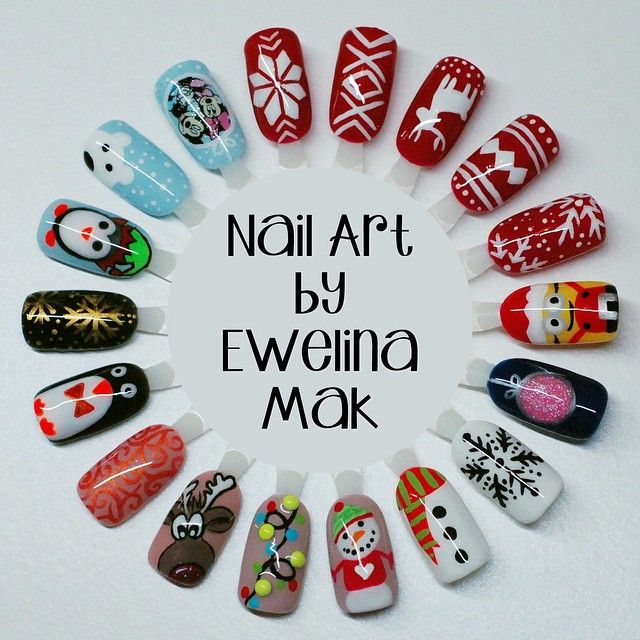 Last Christmas I gave you my ... designs xD #christmas #nail #nails #nailart #nailbar #winter #wzorki #white #snow #sweet #pazurki #paznokcie #red #snowman @indigonails
