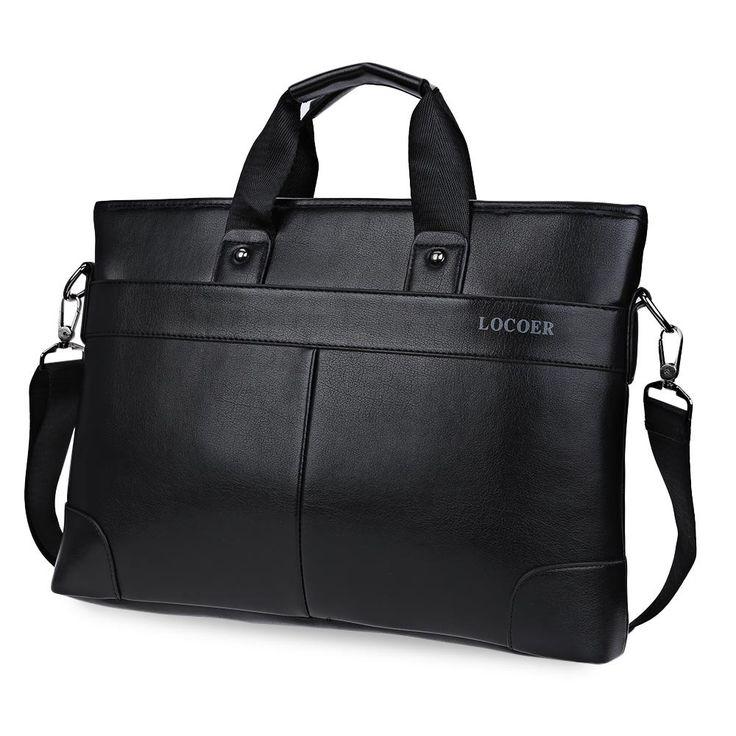 $24.46 (Buy here: https://alitems.com/g/1e8d114494ebda23ff8b16525dc3e8/?i=5&ulp=https%3A%2F%2Fwww.aliexpress.com%2Fitem%2FFashion-2016-Men-Bag-High-Quality-Leather-Men-Messenger-Bags-Business-Laptop-Briefcase-Handbag-Multifunction-Large%2F32697116962.html ) Fashion 2016 Men Bag Leather Men Messenger Bags Business Laptop Briefcase Handbag Multifunction Large Shoulder Bags Book Tote for just $24.46