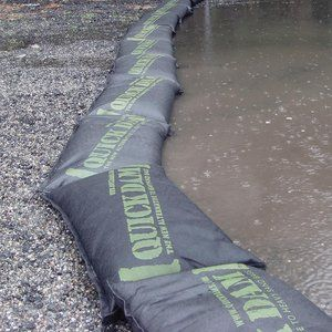 Flood Barriers with Quick Dam: An Alternative to Sandbags