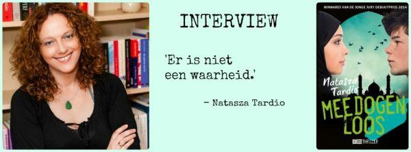 """Natasza Tardio is back met een spannende nieuwe jeugdthriller: 'Meedogenloos'. Zoals we inmiddels van haar gewend zijn, heeft Tardio ook dit keer voor een actueel onderwerp gekozen dat """"echt kan gebeuren, nu leeft in de maatschappij, spannend is om te lezen en met name iets dat jongeren aangaat."""" In 'Meedogenloos' wordt het verhaal verteld van jonge jihadstrijders die vanuit Nederland naar Syrië vertrekken om daar aan de zijde van ISIS mee te vechten.  @kluitman"""