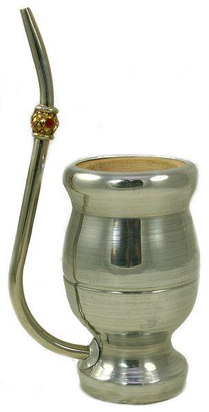 Ma-Tea.com - La Pipa All in One Yerba Mate Gourd and Bombilla, $32.86 (http://ma-tea.com/la-pipa-all-in-one-yerba-mate-gourd-and-bombilla/)
