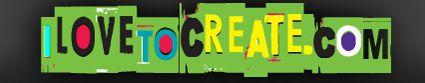 I Love to Create by Naughty Secretary Club, via Flickr