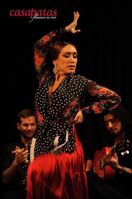 Casa Patas, Flamenco en Vivo, Madrid, España. Octubre de 2014. Marivi Granado