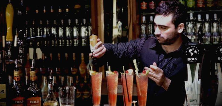 Curso de Bartender Profesional - Instituto Argentino de Cocteleria