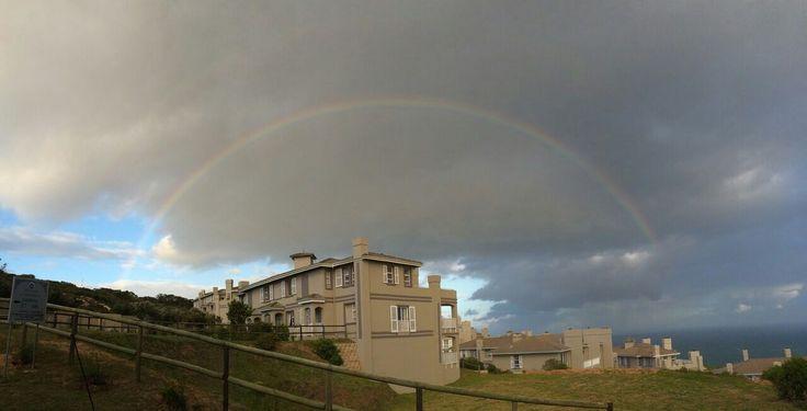 #Rainbow #Golfcourse #18holes #Summer