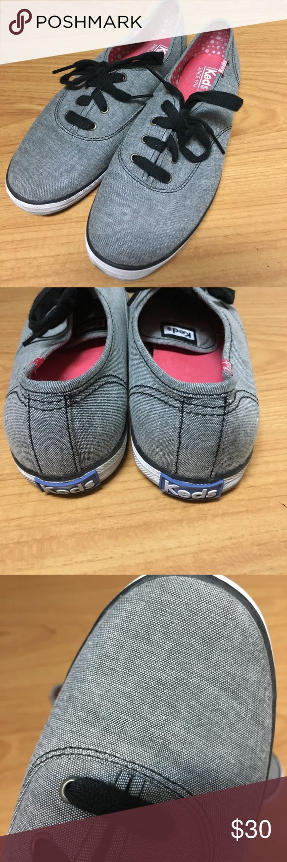 Gently worn Keds tennis shoes Fairly new! Cute and stylish tennis shoes. Still in good condition Keds Shoes Sneakers