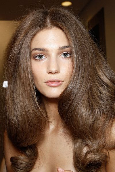 big hairHair Colors, Bighair, Makeup, Beautiful, Lights Brown, Big Hair, Hair Style, Hair Looks, Brown Hair