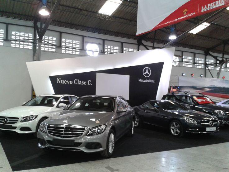 Stand  Mercedes Benz