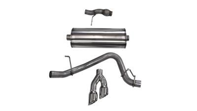 2016 CHEVROLET TAHOE Corsa Performance Exhaust Cat-Back Exhaust System: Cat-Back Exhaust System… #AutoParts #CarParts #Cars #Automobiles