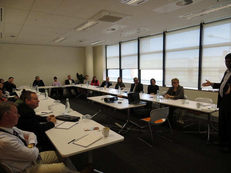 SocialMedia Training in Sydney - Two Hour Briefing - Why Businesses Can't Ignore Social Media? - Its FREE. For our next workshop, check out our website www.ICTSocialBusiness.com.au and bookonline to reserve your seat!