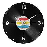 CUSTOM RECORD CLOCK