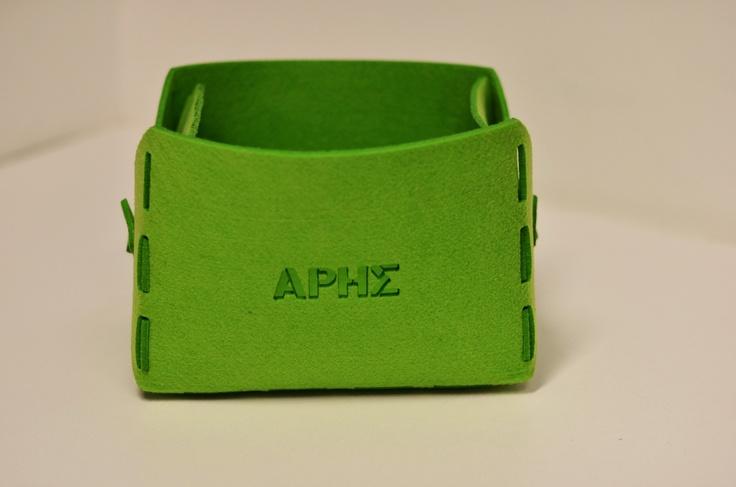 Personalized storage box by www.box2order.gr