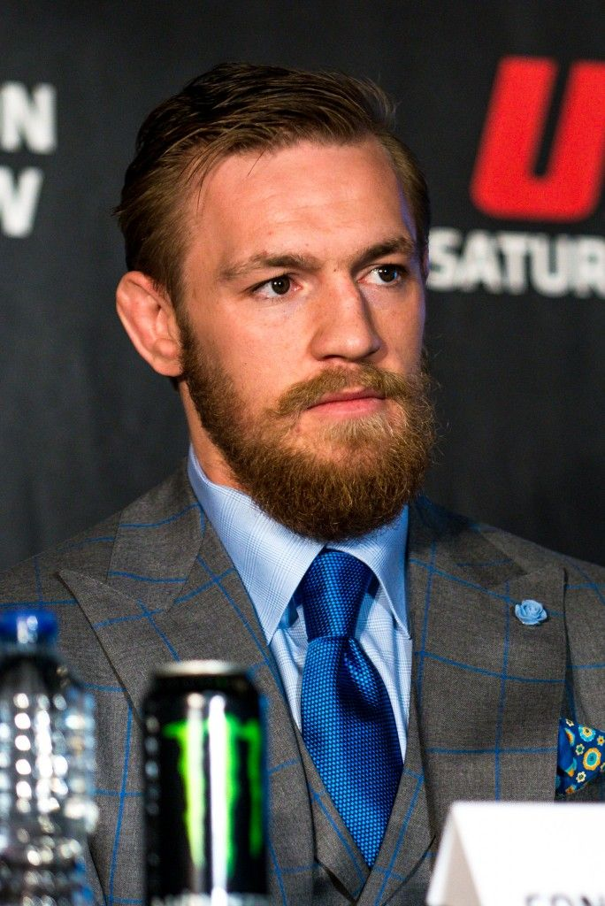 Conor McGregor Budweiser ad banned
