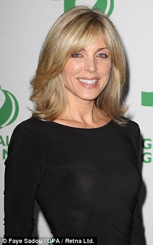 Forgive me? Marla Maples (pictured), 52, wants to make amends with Ivana Trump, 67, more than two decades after her relationship with Donald led to his split from his first wife in 1991