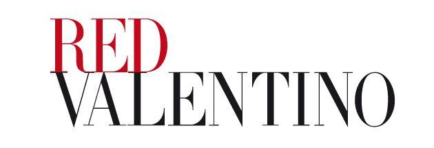 Red valentino logo RED Valentino Pinterest