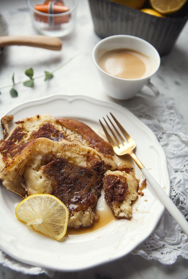Moje śniadania: Placuszki z baklavą – White Plate