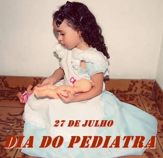 Poesia do Bem: Dia do Pediatra