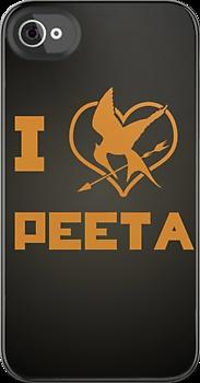 I love Peeta!<3