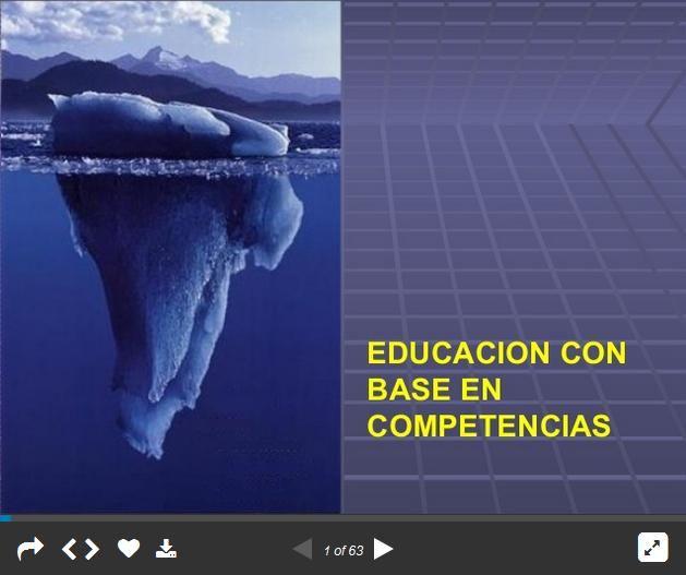 Educación por Competencias - 11 Ideas Clave y Hacia donde Vamos   #Presentación #Educación