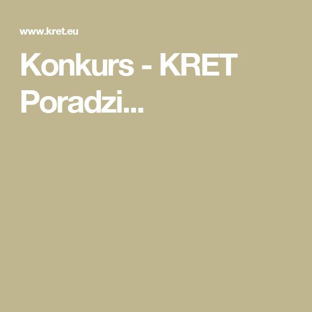 Konkurs - KRET Poradzi...