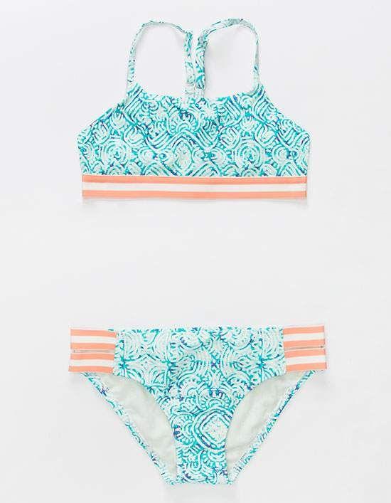 ROXY Caribbean Days Girls Bikini Set