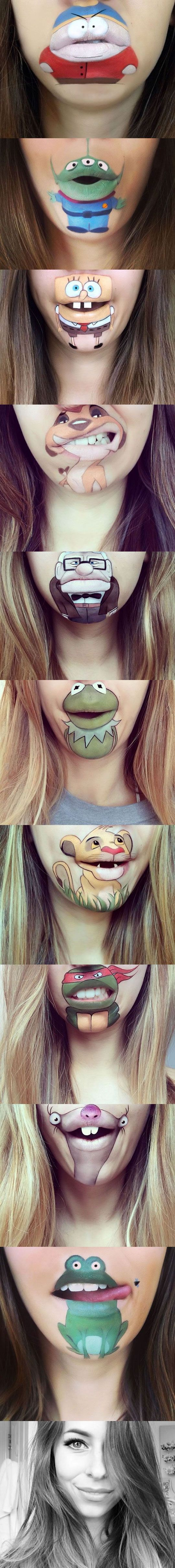 Awesome Lip Makeup