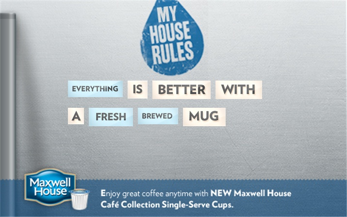 House Rule: Never Drive for Coffee. Create your own House Rule and get ...