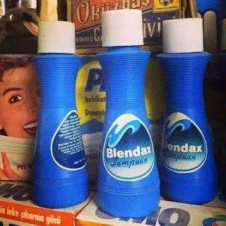 Blendax Şampuan / 80'ler