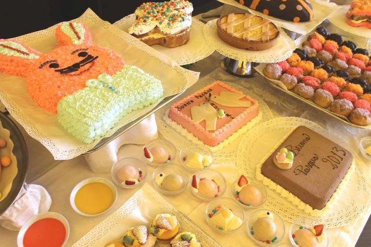 ... our pastry chef Angela on Pinterest  Dessert buffet, Torte and Sweet