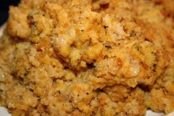Crock Pot Cornbread Dressing Recipe - Food.com