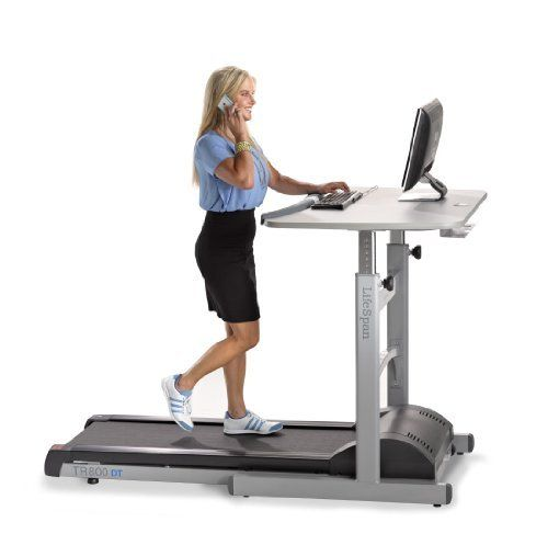 Recommended Today  LifeSpan TR800-DT Treadmill Desktop (2013 Model)